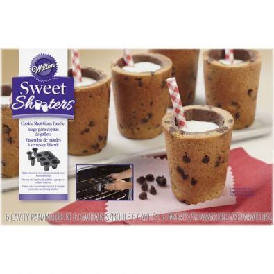 Wilton Sweet Shooters Cookie Shot Glass Pan Set