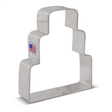 Wedding Cake Cookie Cutter 8057A
