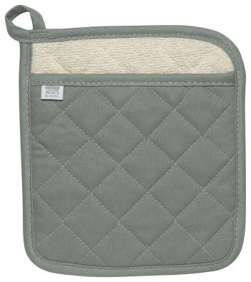 Now Designs Superior Potholder, London Gray