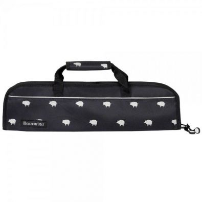 Messermeister Padded Knife Bag 5-Pocket Pigs