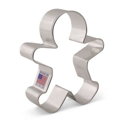 Gingerbread Man Cookie Cutter 7946A
