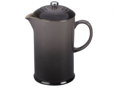 Le Creuset French Press, 27 oz., Oyster