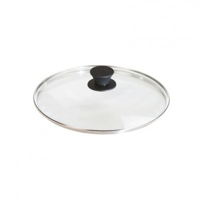 Lodge Tempered Glass Lid, 10.25 in