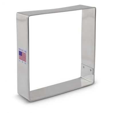 "Square Cookie Cutter 3.5"" 7981A"