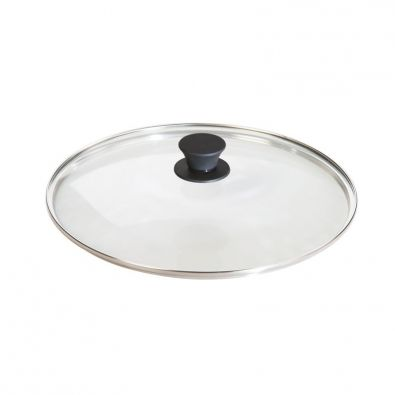 Lodge Tempered Glass Lid, 12 in