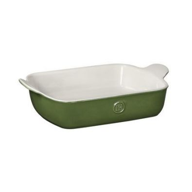 Emile Henry Modern Classic Baking Dish 11x8-In Spring