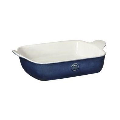 Emile Henry Modern Classic Baking Dish 11x8-In Twilight