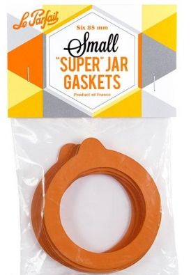 Rubber Gaskets for Le Parfait, 85 mm