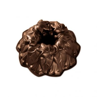 Nordic Ware Harvest Leaves Bundt, 9 Cup