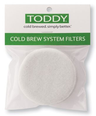 Toddy Filters, Pack of 2