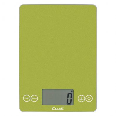 Escali Arti Kitchen Scale 15 lb., Succulent Green