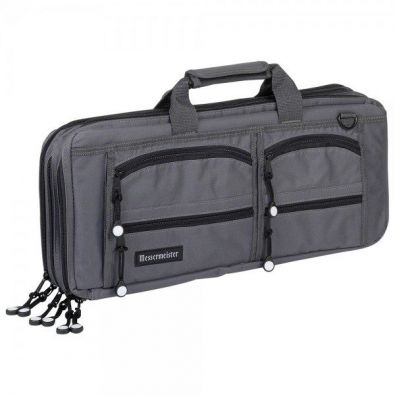Messermeister Master Chef's Bag 18-Pocket Gray