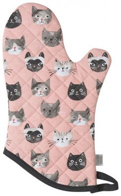Cats Meow Mitt, Now Designs Chef Collection