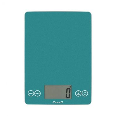 Escali Arti Kitchen Scale 15 lb., Sky Blue