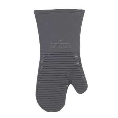 All-Clad Oven Mitt, Pewter