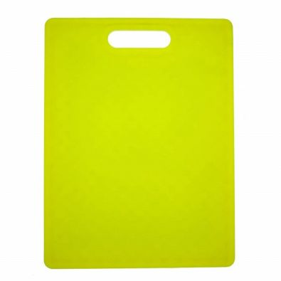 "Architec Gripper Cutting Board 11x14"" Translucent Green"