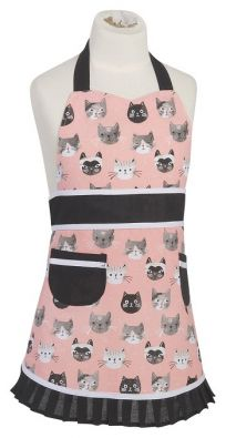 Child's Cats Meow Sally Apron