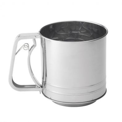 Mrs. Anderson's Triple Flour Sifter, 5 Cup