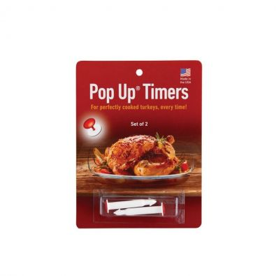 Pop-Up Turkey Timers, Set of 2