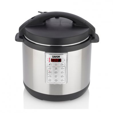 Zavor Select Pressure Cooker and Rice Cooker 6 Qt