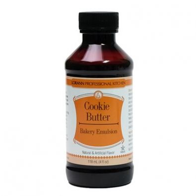 Cookie Butter Bakery Emulsion, 4 oz