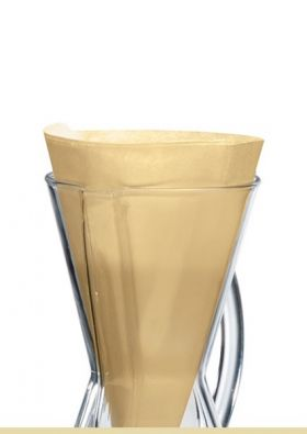 Chemex Unbleached Filters for 3 Cup Models