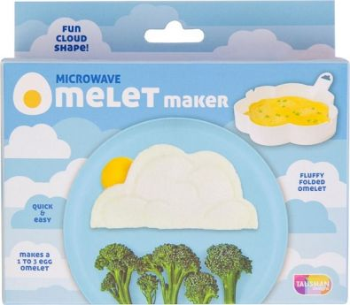 Cloud Microwave Omelet Maker