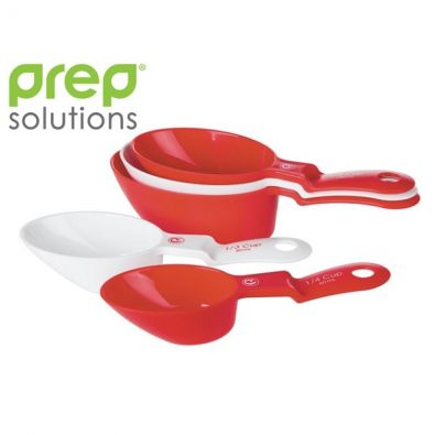 Prep Solutions Snap Fit Measuring Cups
