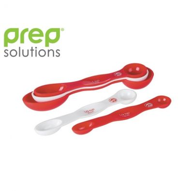 Prep Solutions Snap Fit Measuring Spoons