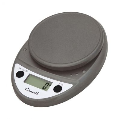 Escali Primo Electronic Scale, Metallic