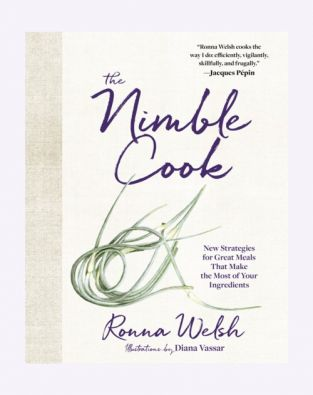 The Nimble Cook by Ronna Welsh