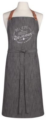 Something Delicious Renew Apron, Now Designs Renew Collection