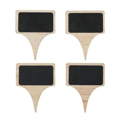 True Inscribe Wooden Cheese Markers
