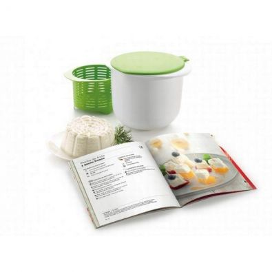 Lekue Microwave Cheese Maker, 34 oz