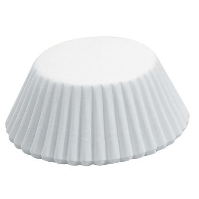 Standard Cupcake Liners, White