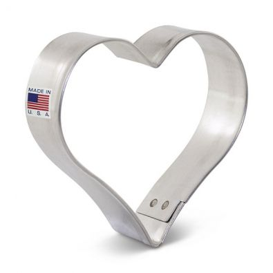Mini Heart Cookie Cutter 8291A