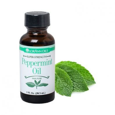Peppermint Oil 1oz