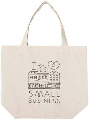 Small Business Market Bag