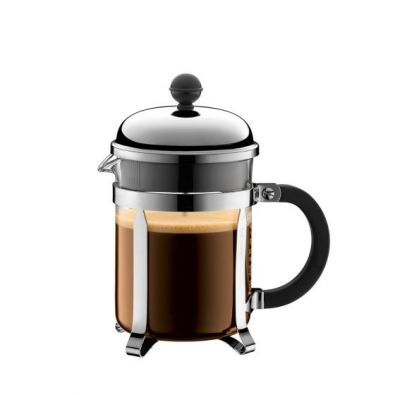 Bodum Shiny Chambord French Press, 4 Cup