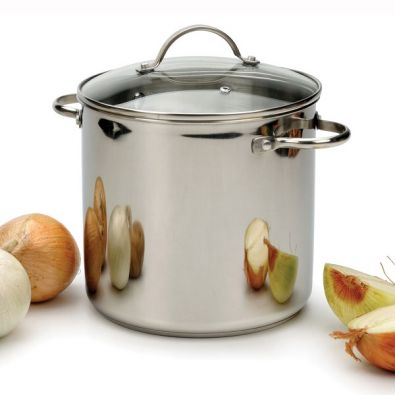 Endurance Stainless Steel 8 Qt Stock Pot