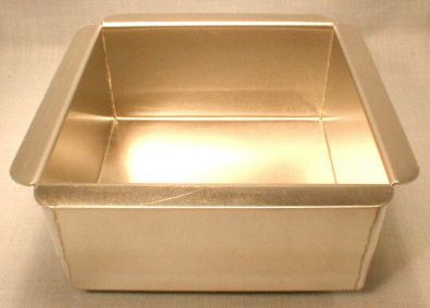 Square Cake Pan, 10 x 10 x 3 in.
