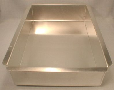 Rectangular Cake Pan, 10 x 15 x 3 in.