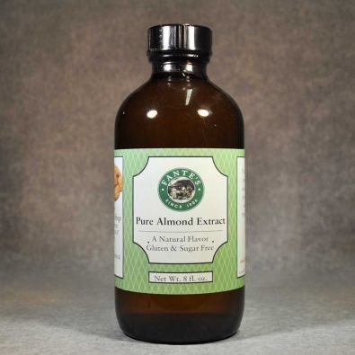 Fante's Pure Almond Extract, 8 oz.