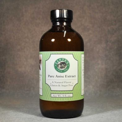 Fante's Pure Anise Extract, 8 oz.