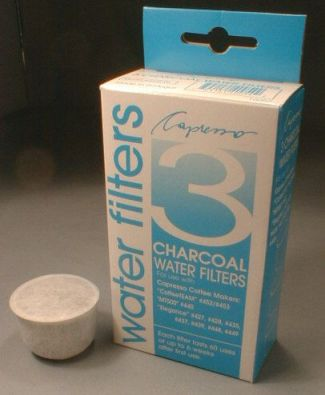 Capresso Charcoal Water Filters