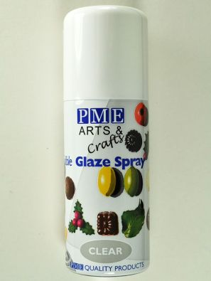 PME Edible Spray Glaze, Clear