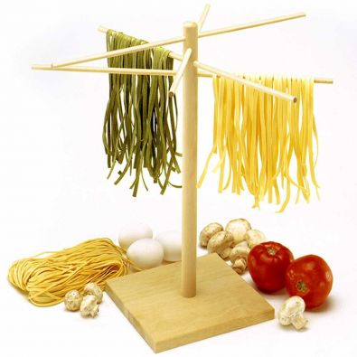 Norpro Pasta Drying Wood Rack