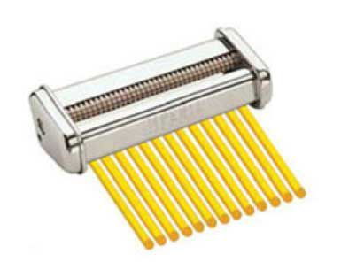 Imperia Pasta Machine Attachment, Round Spaghetti