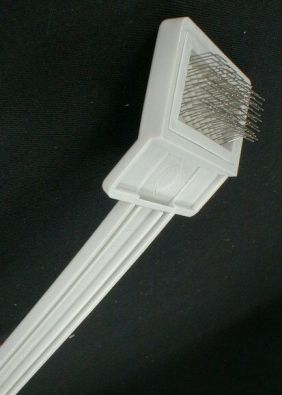 Brush to Clean Graters