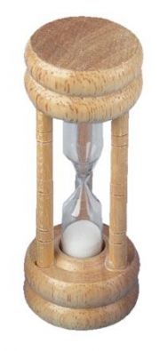 HIC Wood Egg Timer